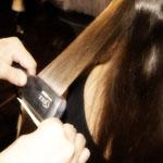 piastra per capelli da viaggio